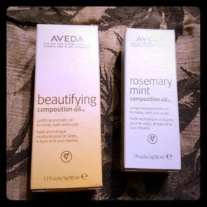 Aveda Composition Oil - Beautifying/Rosemary Mint